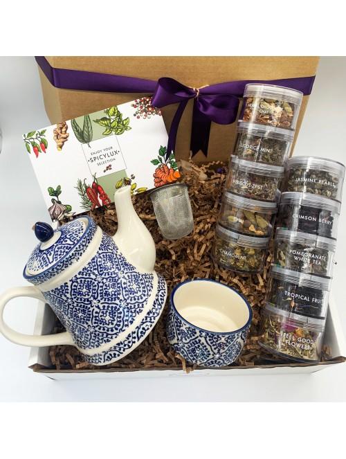 Navy Tea Rituals Bundle