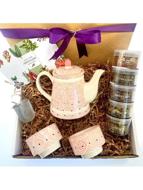 Pink Tea Rituals Bundle