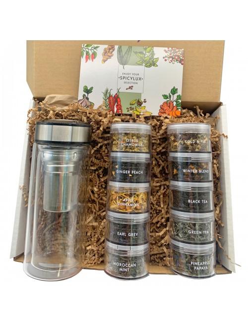 Travel Kit Tea Box