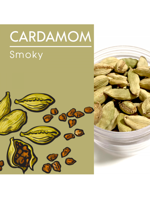 Cardamom, Whole Green Pods