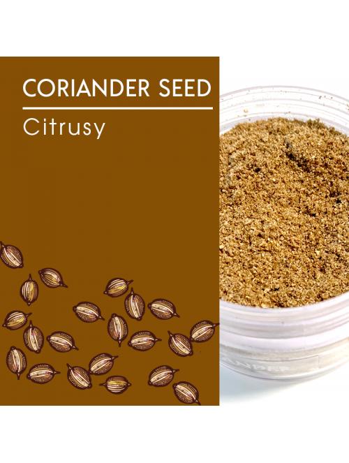 Coriander Seed, Ground