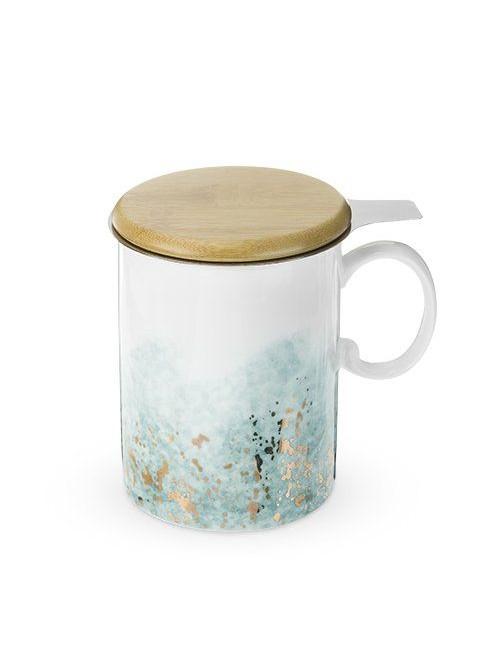 Ceramic Tea Mug & Infuser...