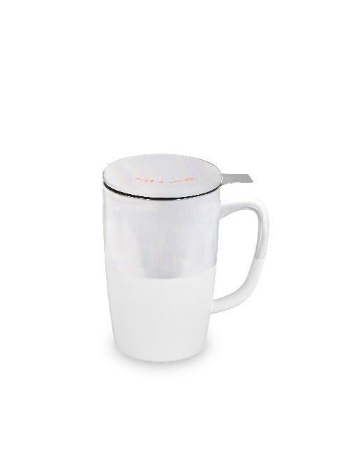 Rise & Shine Ceramic Tea...