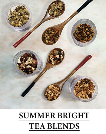 Summer Bright Tea Blends