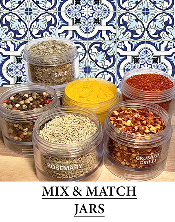 Mix & Match Jars